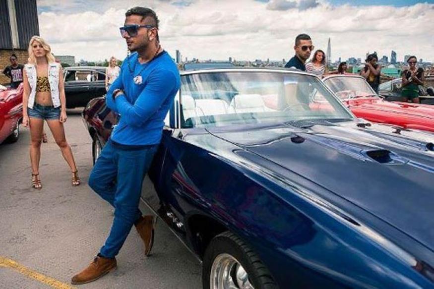 'High Heels': Honey Singh's new song goes viral