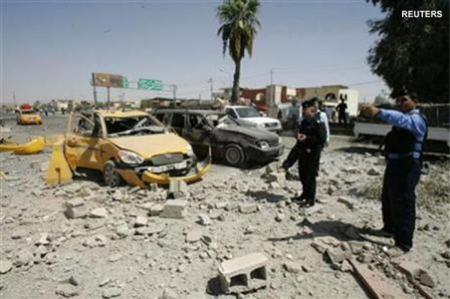 Bombings across Iraq kill at least 80