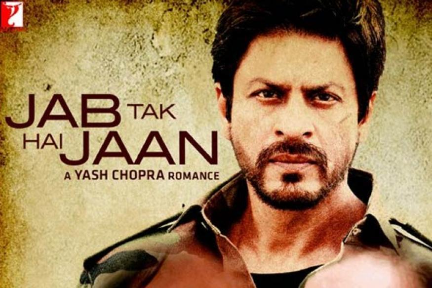 'Jab Tak Hai Jaan' may be Yash Chopra's last film