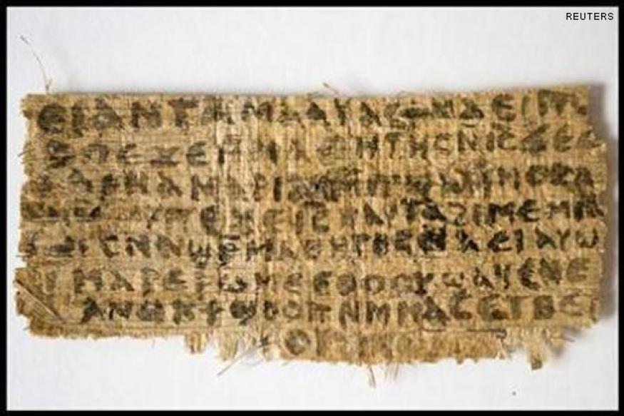 Was Jesus married? New findings fuel debate