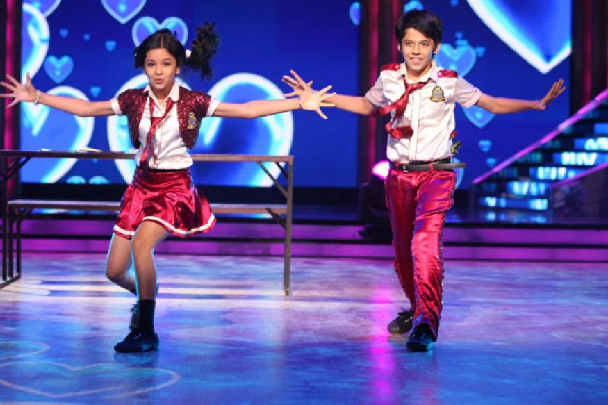 Darsheel Safary out of 'Jhalak Dikkhla Jaa 5'