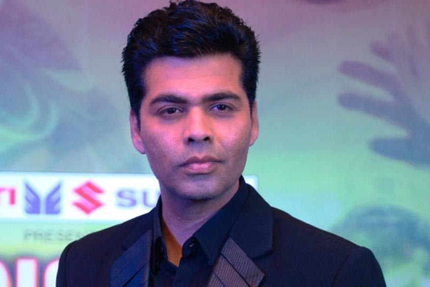 Cinema is far more progressive than TV: Karan Johar