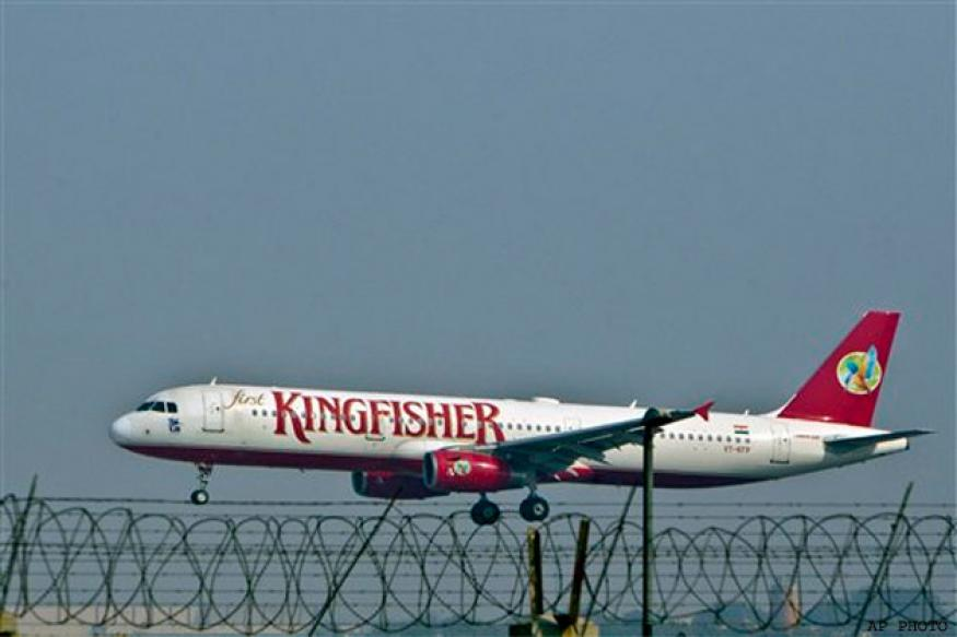 Kingfisher engineers strike over salary delays