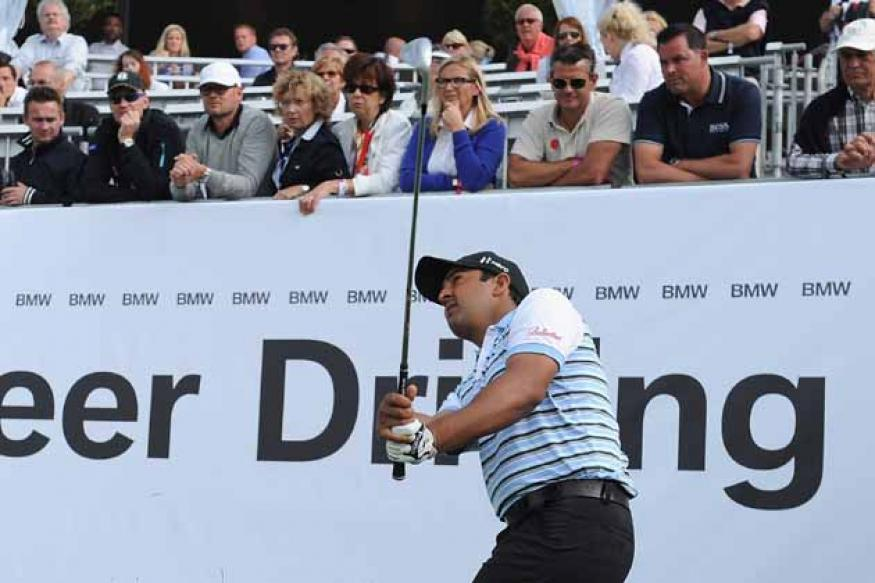 Kapur 11th, Chowrasia 31st after first round