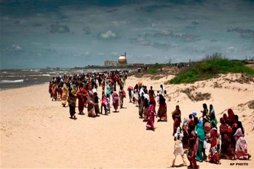 TN: Protestors renew anti-Kudankulam agitation