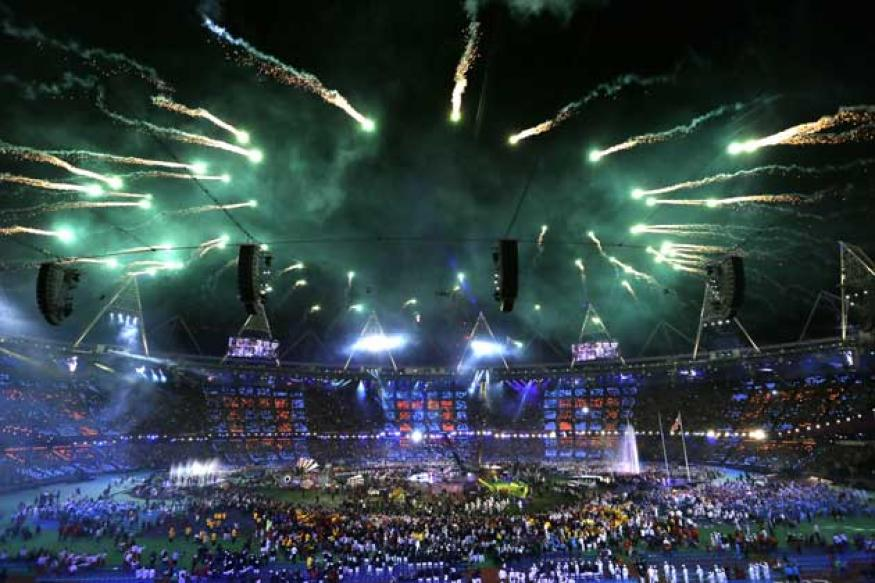 Rousing gala brings 2012 Paralympics to close