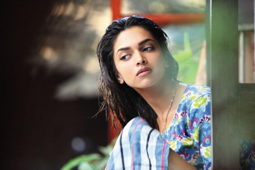 Deepika Padukone learning Garba for 'Ram Leela'