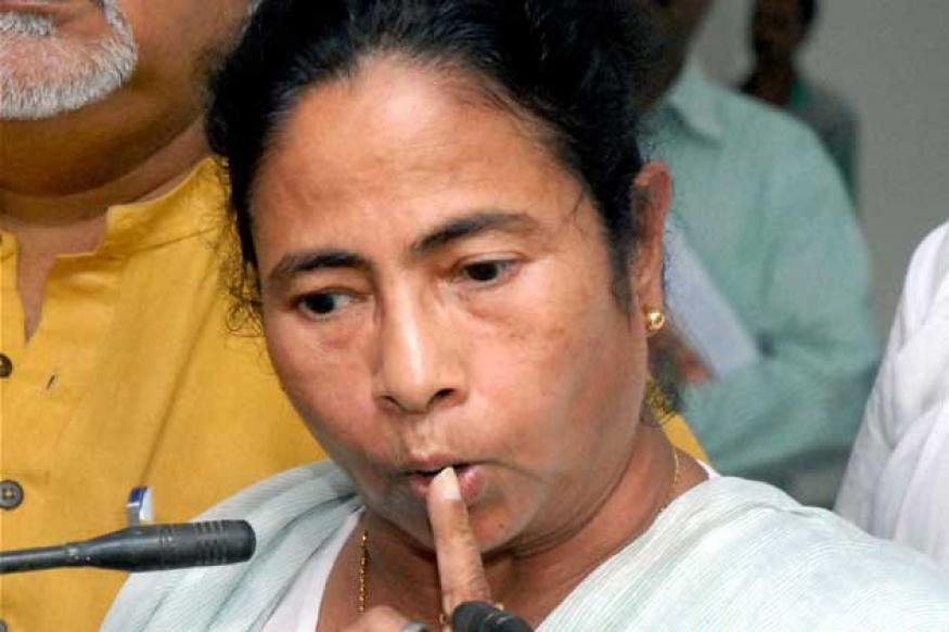 Mamata in Delhi ahead of rally against diesel prices, FDI