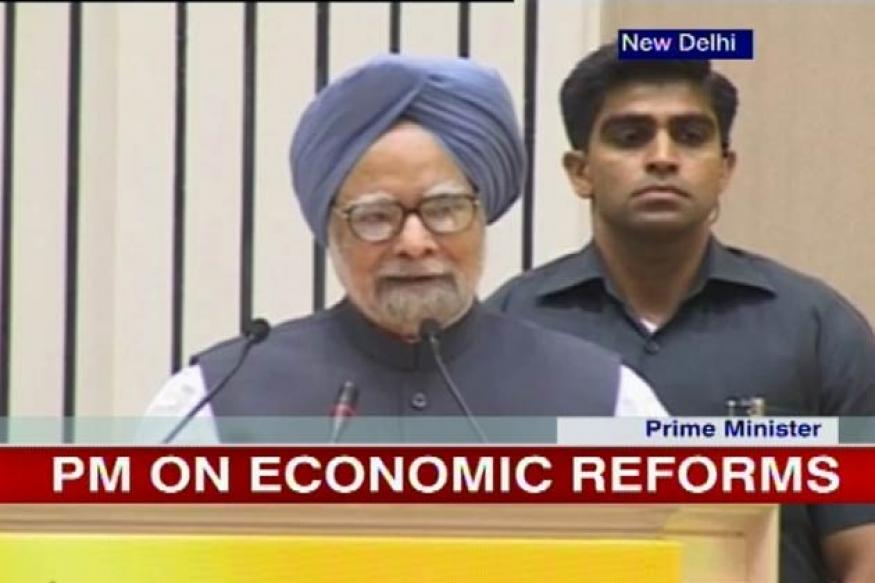 Full text: PM speech on economic growth