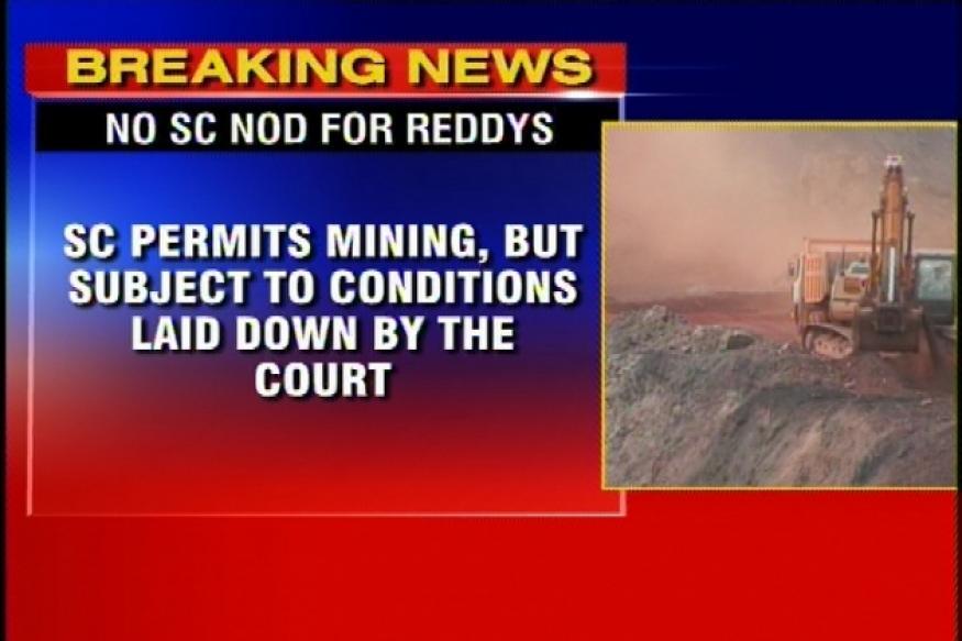 Karnataka: SC lifts ban on mining in 18 mines