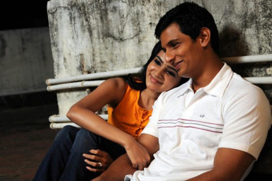 Neethane En Ponvasantham: Jiiva plays college student