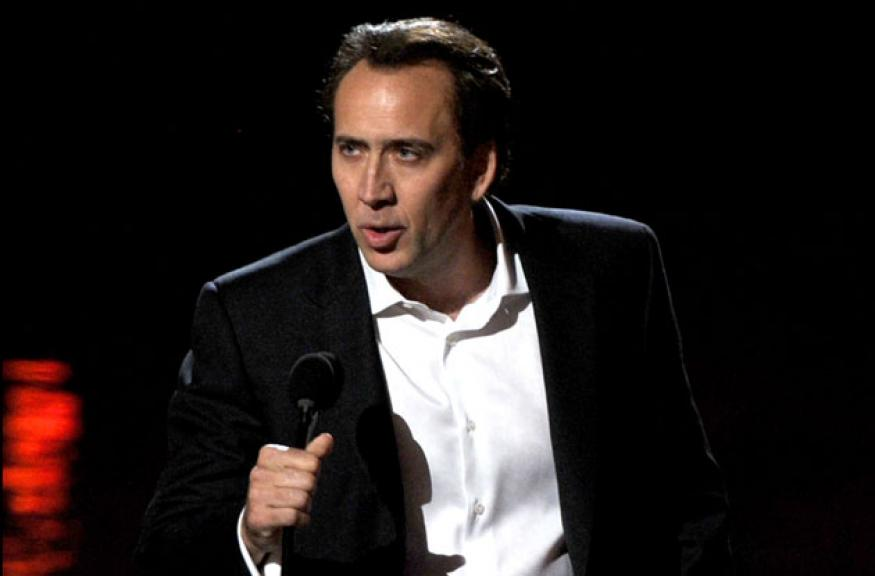 Ex-security guard sues Nicolas Cage for $115,000