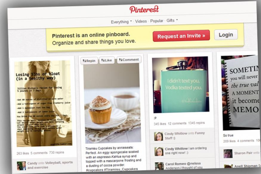 Pinterest hacked? Many users complain so