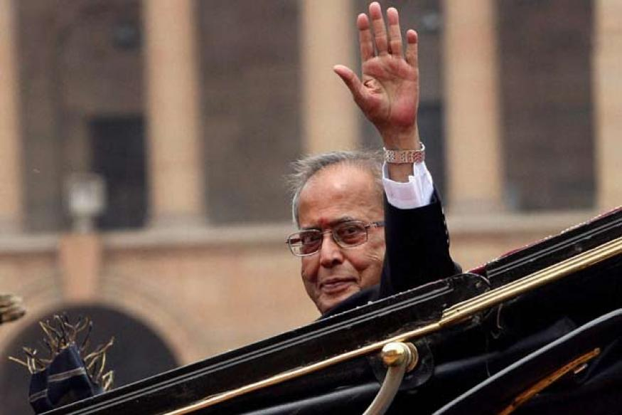 President Mukherjee concerned about fiscal deficit