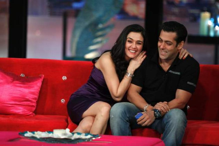 Salman Khan has a big heart: Preity Zinta