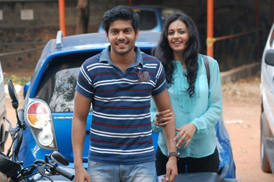 Tamil cinema's 1st hard rock song in 'Puthagam'