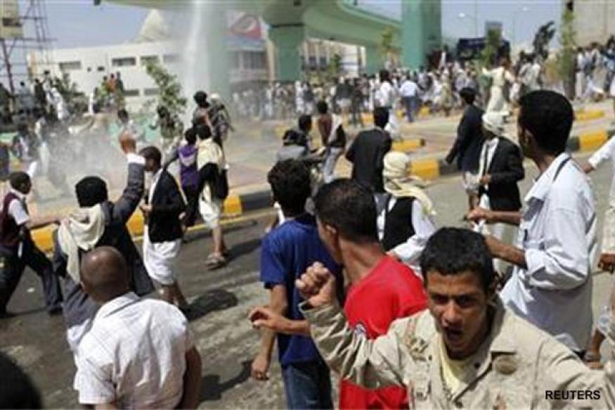 Qaeda in Yemen urges Muslims to kill US diplomats