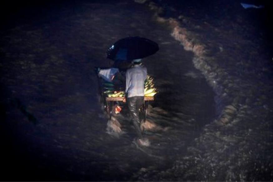 Heavy rains lash Mumbai, Thane worst hit