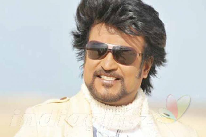 A Rajinikanth memoir from director Suresh Krishna