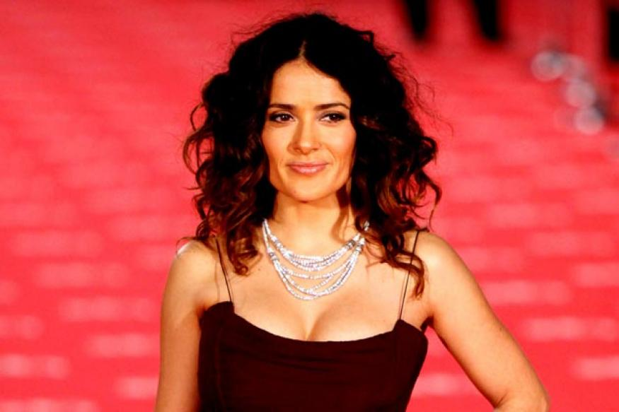 I thought marriage was miserable: Salma Hayek