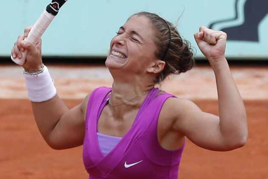 In-form Errani sends Bartoli packing in Tokyo