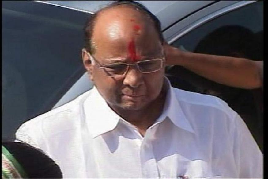 Drought hit areas to get over Rs 800 crore: Pawar