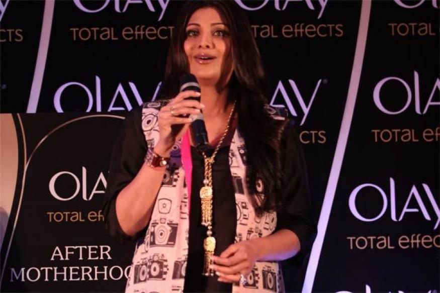 I am not counting calories: New mom Shilpa Shetty