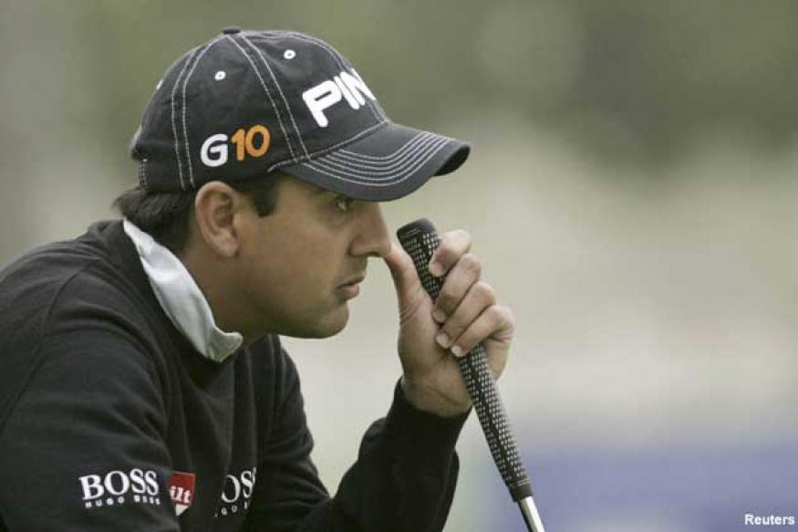 Kapur starts well at Italian Open golf