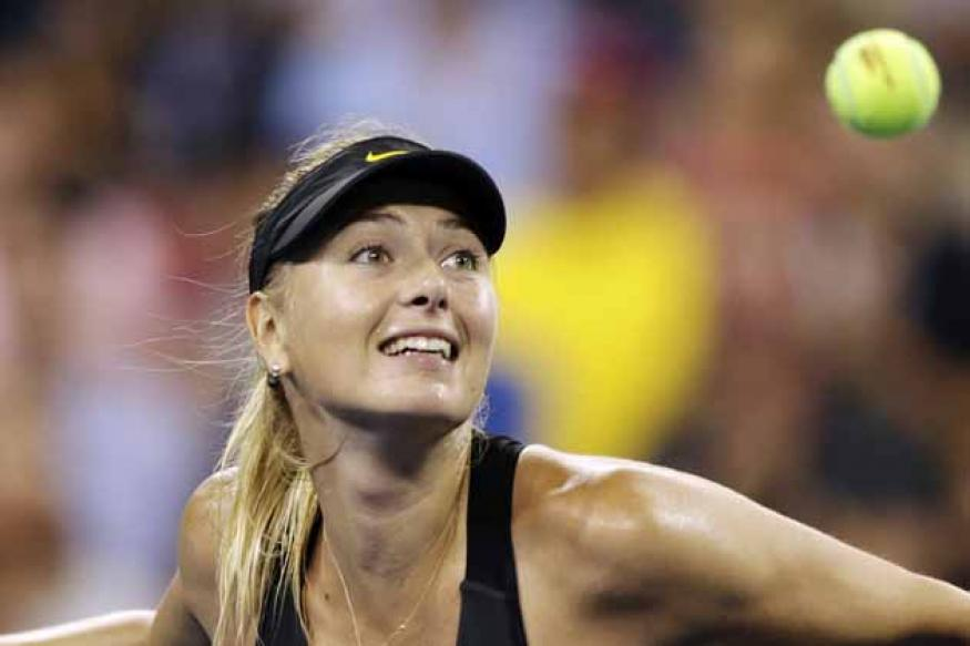 Sharapova, Azarenka, Bartoli advance at US Open