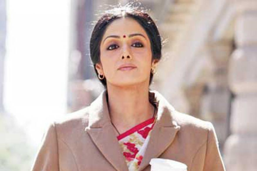I desire to act in at least one film a year: Sridevi