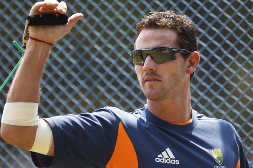 Australian cricketer Shaun Tait in 'Kai Po Che!'?