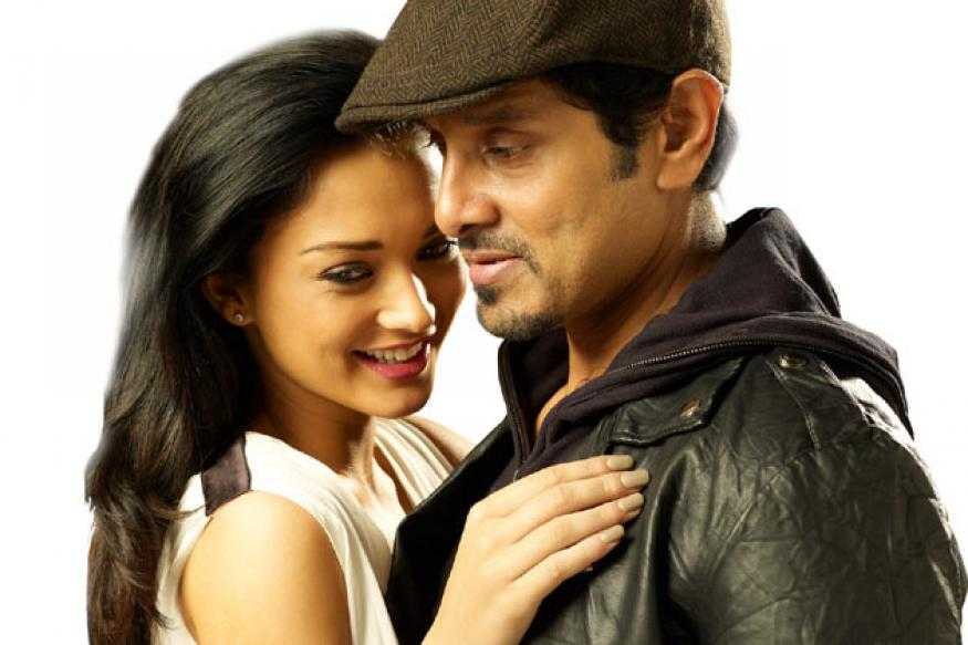 Vikram's 'Thaandavam' hit the screens today