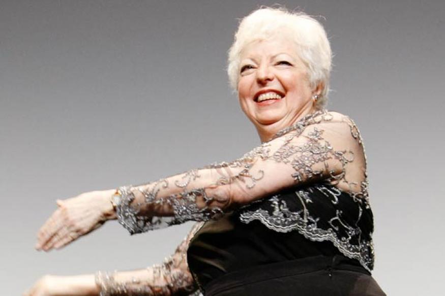 'Hugo' editor Thelma Schoonmaker wins Gucci award