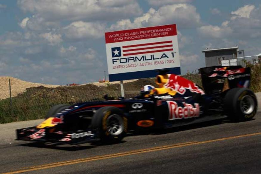 New US Formula One circuit gets the nod