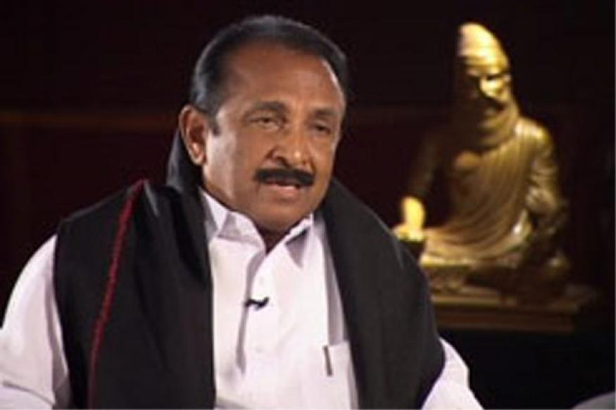 Vaiko to go ahead with stir against SL President