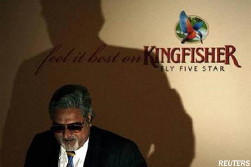 Kingfisher working on 'holding pattern' basis: Mallya