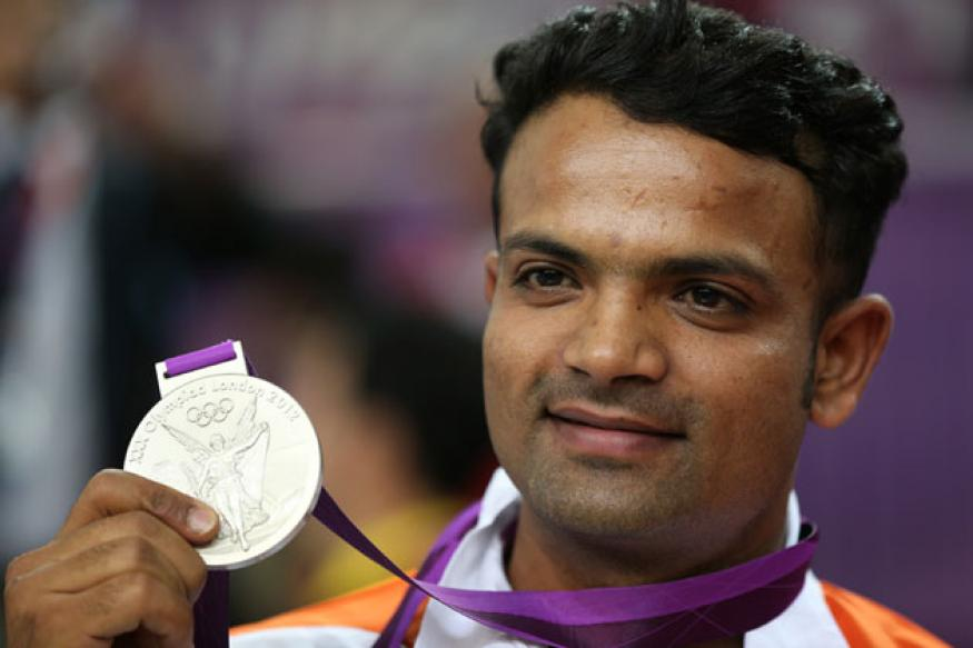 Olympic silver medallist Vijay now world No. 2