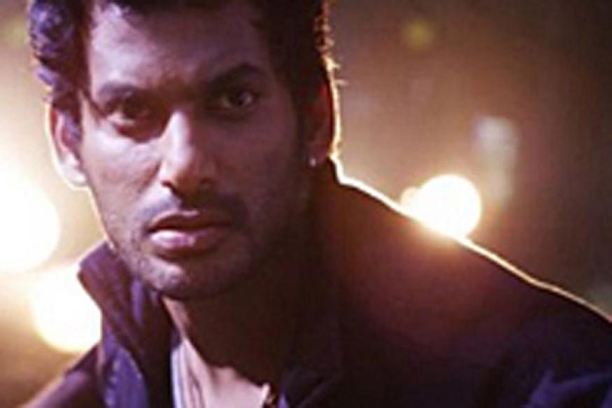 Vishal suffers head injury while shooting for 'MGR'