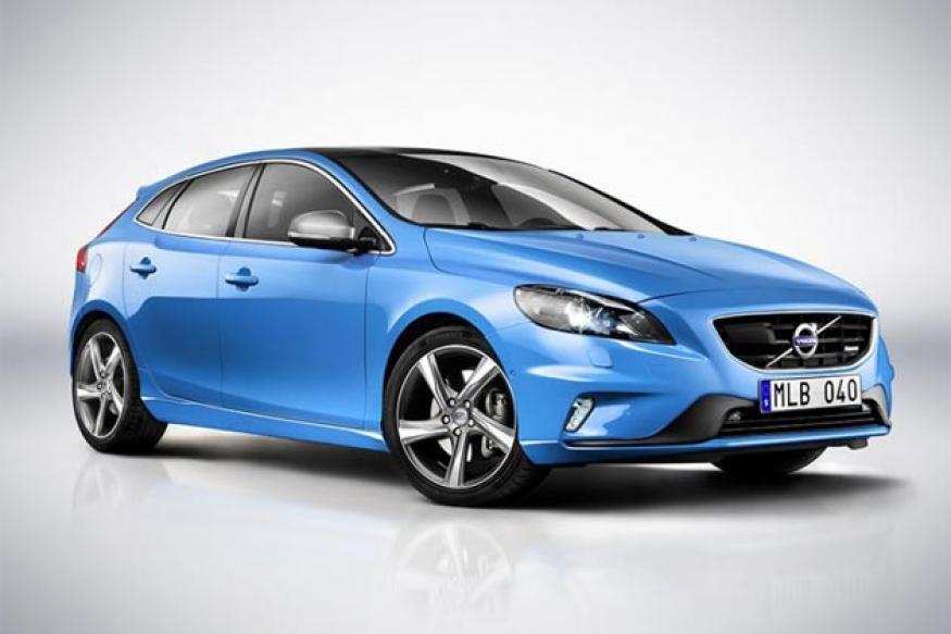 2013 Volvo V40 R-Design unveiled