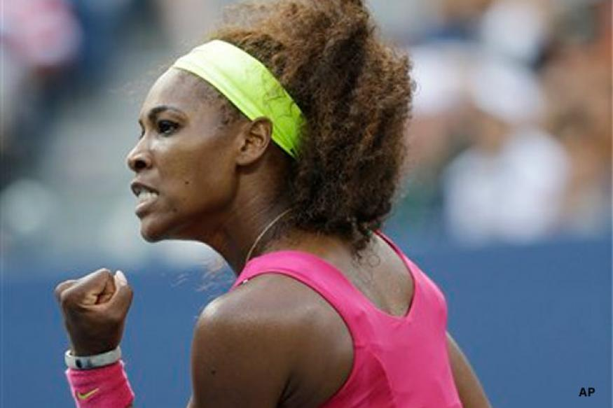 Serena routs Errani to reach US Open final