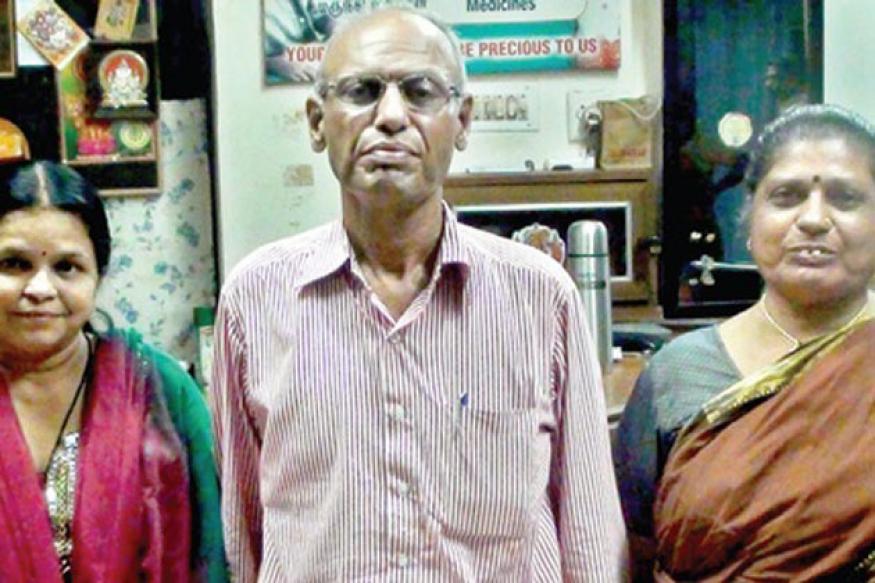 Chennai: 18 years on, woman meets kin