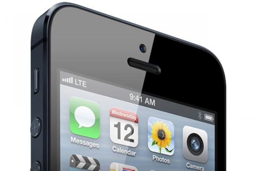 Apple explains iPhone 5 'purple flare' camera issue