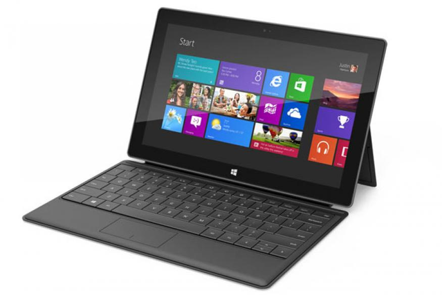 Microsoft Surface tablet available online for Rs 38,840