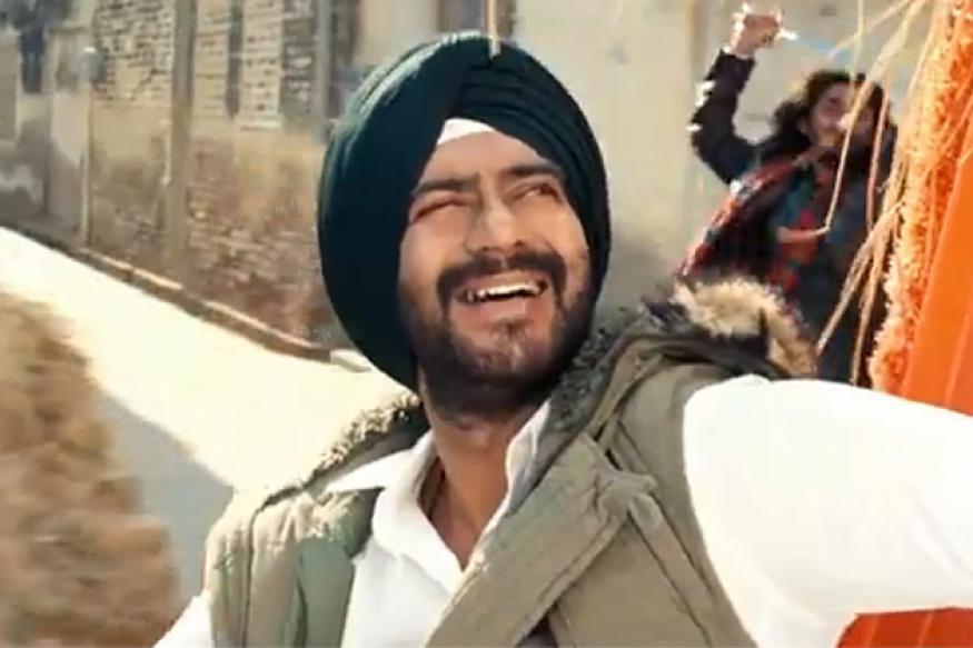 'Son of Sardaar' songs justify the film's theme