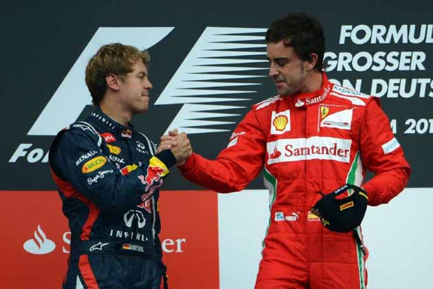 Vettel, Alonso confident ahead of Indian GP
