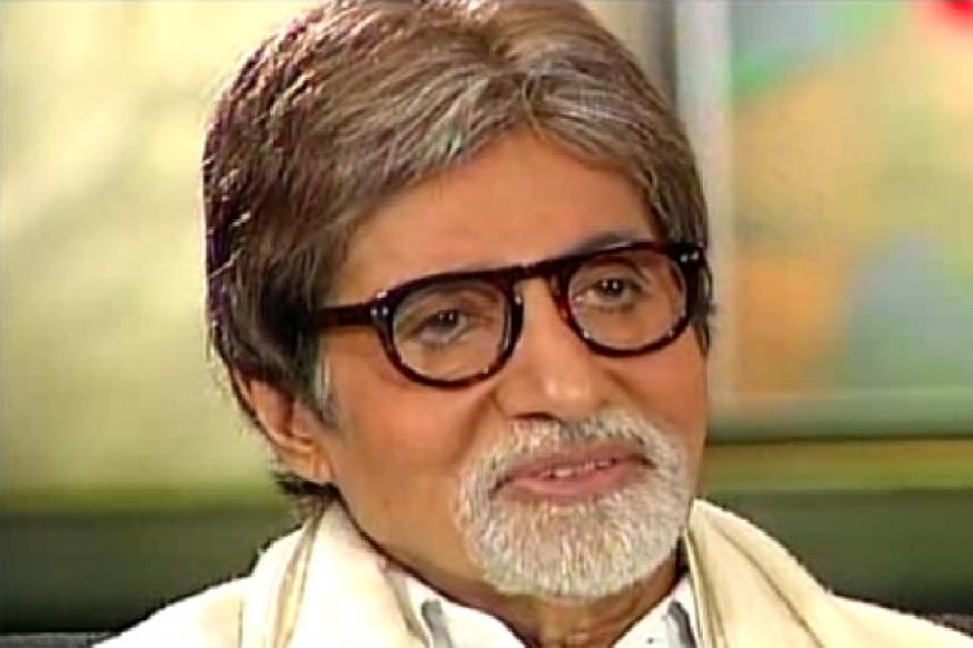 I hope I can spoil Aaradhya, says Amitabh Bachchan