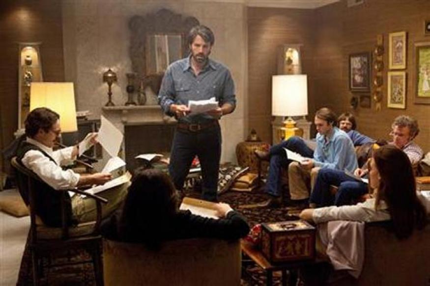 'Argo' rules the box office in its third week