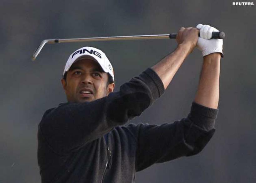 Arjun Atwal grabs lead at McGladrey Classic