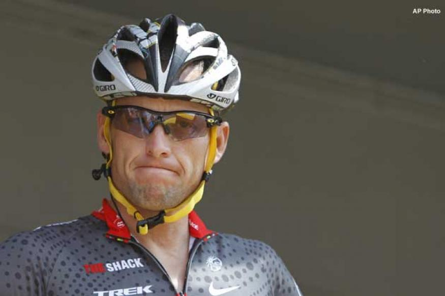 Bank ends deal with cycling team after Armstrong row