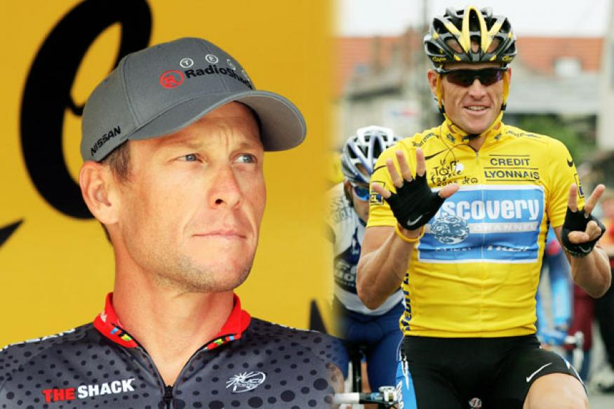 Lance Armstrong stripped of his 7 Tour titles